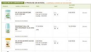 Comanda Yves Rocher online – februarie 2013