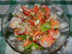Salata delicioasa de primavara