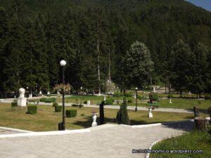 parc slanic