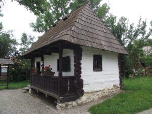 Muzeul-satului - Bran