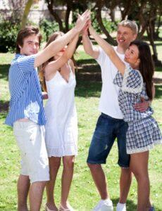 Categoria socială și prietenia