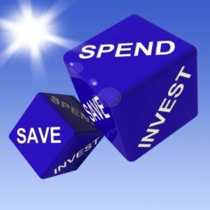 O variantă pentru bugetul lunar: regula 50/20/30