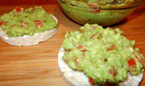 Rețeta de guacamole