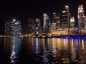 Singapore-by-night