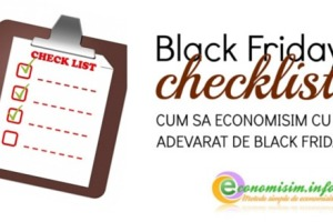 Black Friday 20 noiembrie 2015 – lista magazinelor participante