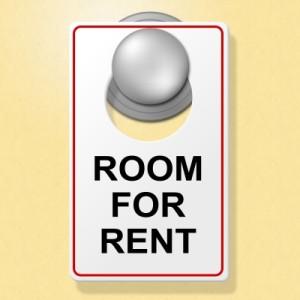 Tu ai închiria o cameră din apartament pentru ceva bani în plus?