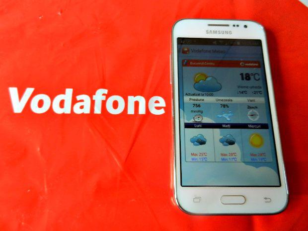 Vodafone-Meteo