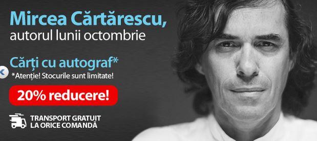 Mircea-Cartarescu-reducere-autograf