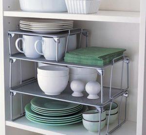 4 soluții de depozitare în bucătărie