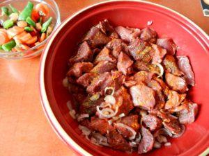 Rețeta de tajine cu carne de struț
