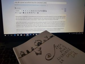 Arta de a pune lucrurile la locul lor [recenzie carte]