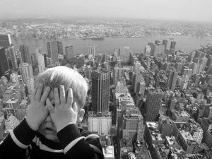 Despre sentimentul de frică și cei care trec peste acesta