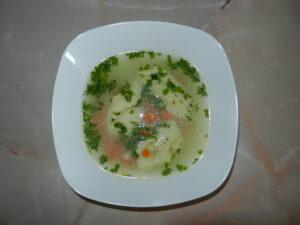 Reteta de supa cu galuste