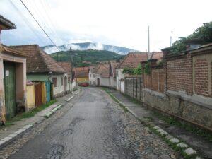 Rasinari, langa Sibiu